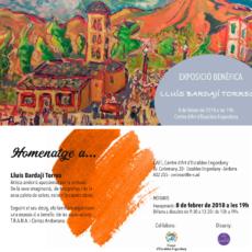Exposició benèfica: Lluís Bardají Torres